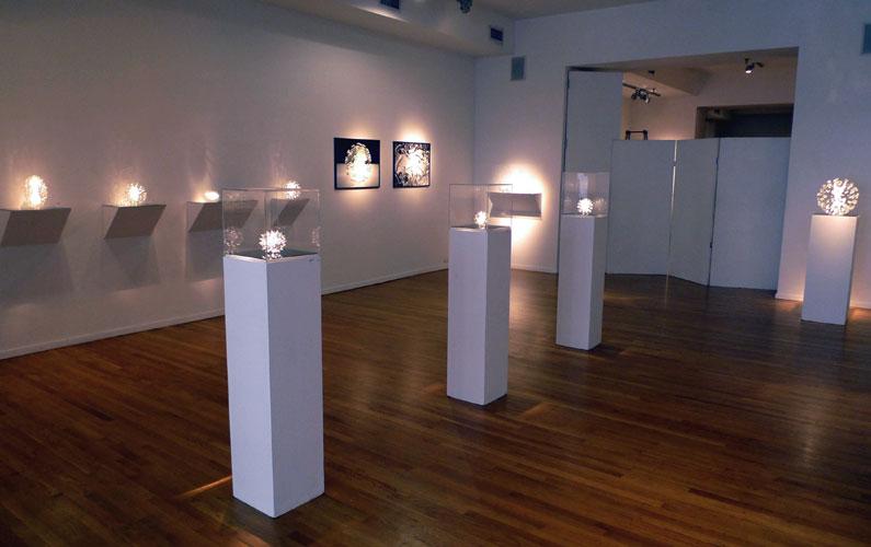 at Heller Gallery